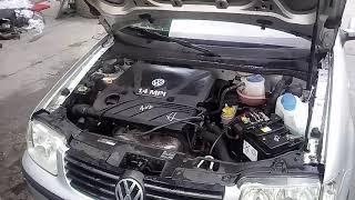 VW POLO 1.4 MPI   AUD PRACA SILNIKA.