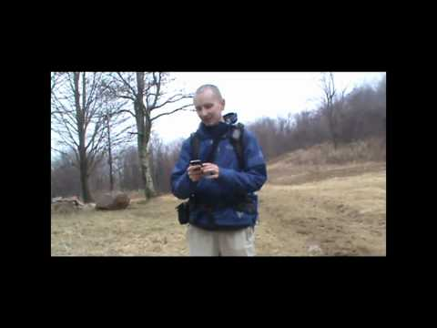 Backpacker iphone GPS app review