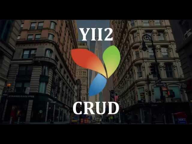 Пишем сайт на Yii2. Архитектура и Планирование #2
