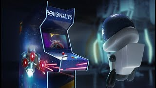 Robonauts - A modern arcade game! (Nintendo Switch™)