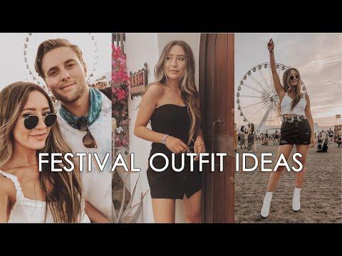 FESTIVAL SUMMER OUTFIT IDEAS | Caitlin Bea 9
