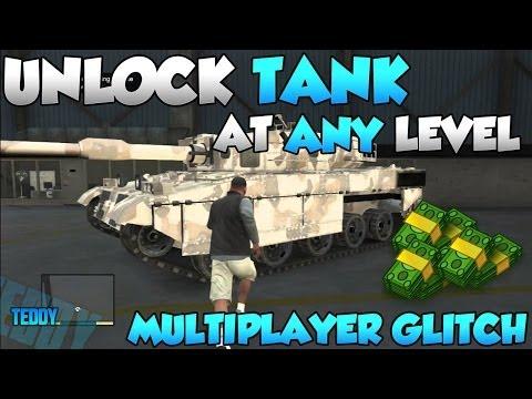 GTA 5: HOW TO UNLOCK A TANK FREE [GTA V FREE TANK ...
