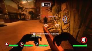 Left 4 Dead 2 - XBOX 360 Dead Center (Punto Muerto) - Versus (Enfrentamiento) Gameplay Part.7