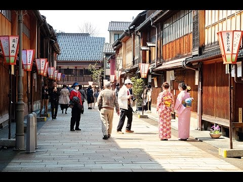 Explore Japan  - Top Kanazawa Attractions by Wanderlust Storytellers
