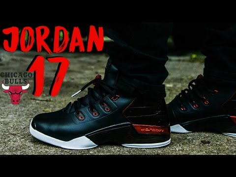 finest selection b7025 542df Jordan XVII 17+