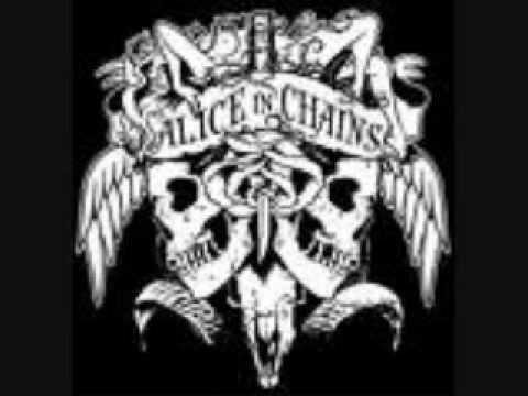 Alice In Chains - No Excuses (w/lyrics)
