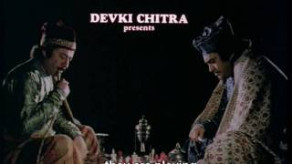 "Satyajit Ray film ""Shatranj Ke Khilari"" (The Chess Players) HD with SUBTITLES Part 01"