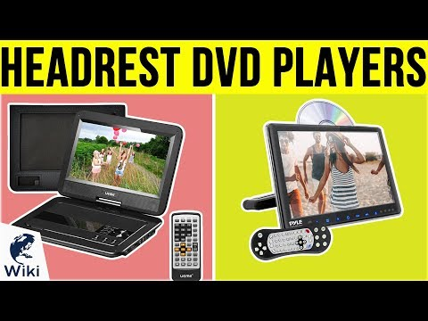 10 Best Headrest DVD Players 2019