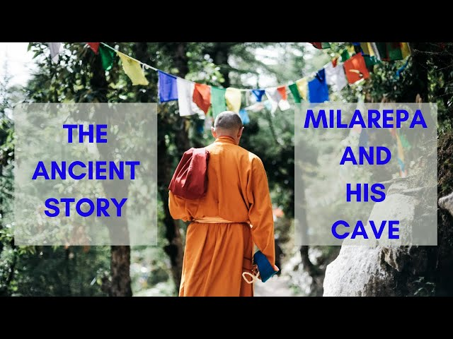 The Ancient Milarepa Story: How To Deal With Your Inner Demons