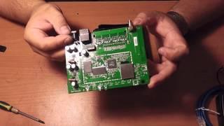 Что делать если на WiFi точке доступа сгорел LAN порт - Полезные советы(Что делать если на WiFi точке доступа сгорел LAN порт - Полезные советы Видео совет снят на примере ТД D-link DAP-1150N/R..., 2013-07-03T15:34:28.000Z)