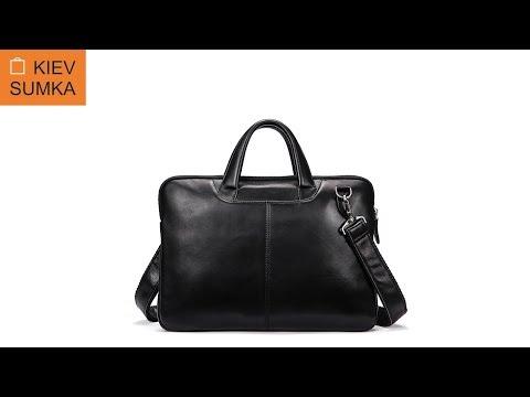 Кейс дипломат портфель сумка мужская кожа Brain