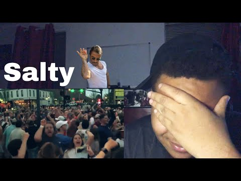 When Celebrating Too Early Goes TERRIBLY Wrong | Reaction | The Salt Is Real