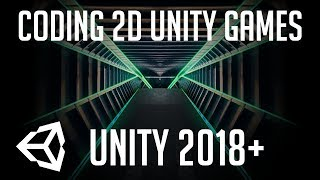 Programming 2d Unity Games In C# - Free Online Course With Timestamps