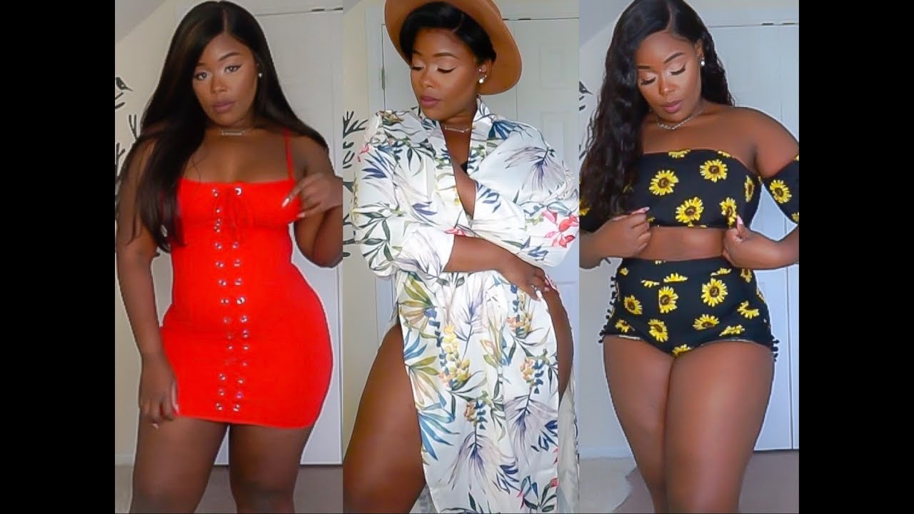b010d0e6e5301 HUGE Curvy/Thick girl try-on haul #FashionFriday| - YouTube