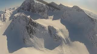 The Wild Kind, skiing Greenland.
