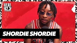 "Shordie Shordie talks Creating ""Betchua"", Baltimore, New Music 