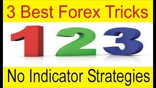 Best 3 Forex Strategies Of The World |  Without Indicator Trading Trick by Tani Forex in Urdu Hindi
