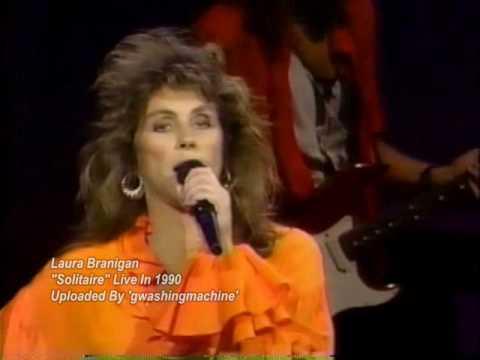 Laura Branigan  Solitaire  1990