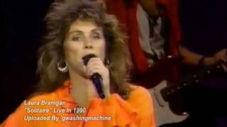 """Laura Branigan - """"Solitaire"""" Live 1990"""