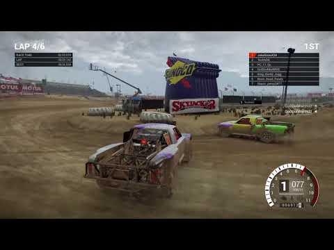 Dirt 4 stadium Trucks- Online racing/ Nevada