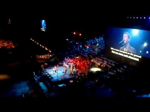 Michael W Smith - Here I am to worship, Agnus dei, etc... (live)