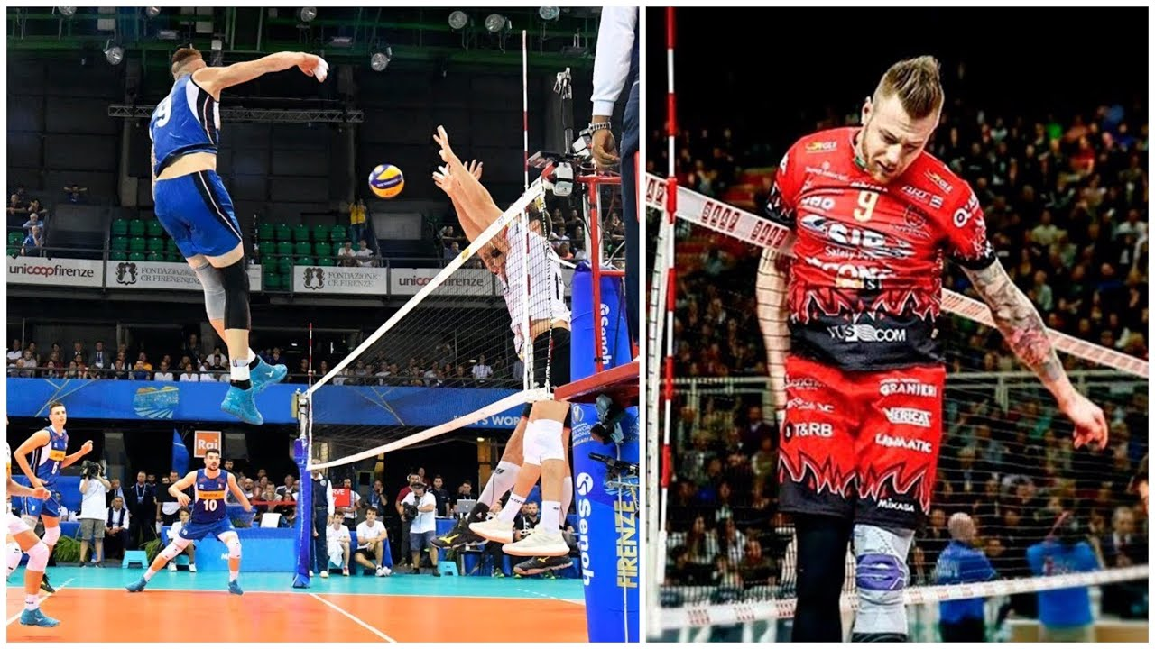 Is Ivan Zaytsev The King of Volleyball ? Best Actions & Top Plays (HD)