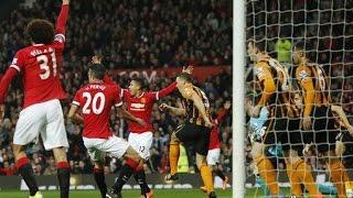 Manchester United VS Hull City 3-0 29/11/2014