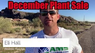December 2018 Plant Sale in Phoenix, AZ