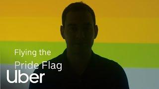 Robert - Flying the Pride Flag | Uber Pride | Uber