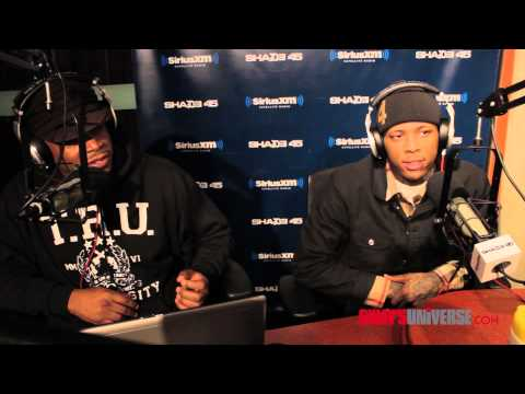"""YG Freestyles and Says Young Jeezy's """"R.I.P"""" Record Was Suppose to Be His on Sway in the Morning"""