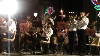 Rolling Thunder Orchestra di Fiati del Conservatorio di Matera.MPG
