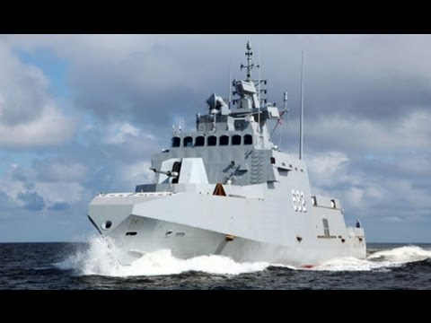 Egyptian Navy:Ambassador IV Fast Missile Craft (FMC ) - ENS Soeliman Ezzat ( 682 )