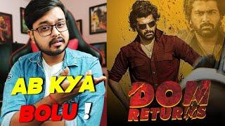 Don Returns (Ranarangam) Movie Review In Hindi | By Crazy 4 Movie