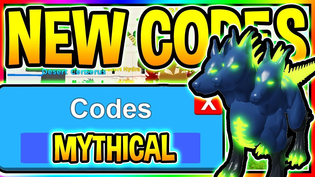 2 NEW MYTHICAL GOD SIMULATOR CODES - Galactic Soul Mythical Pet/ Roblox