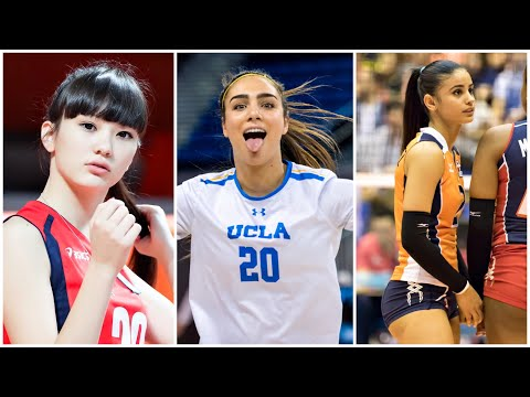 TOP 10 Most Beautiful Volleyball Players 2019 (HD)