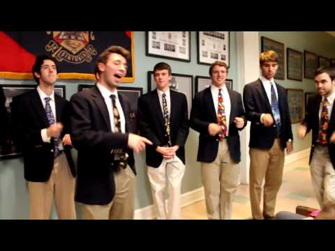 Runaround Sue (a cappella) - The Gentlemen of the College
