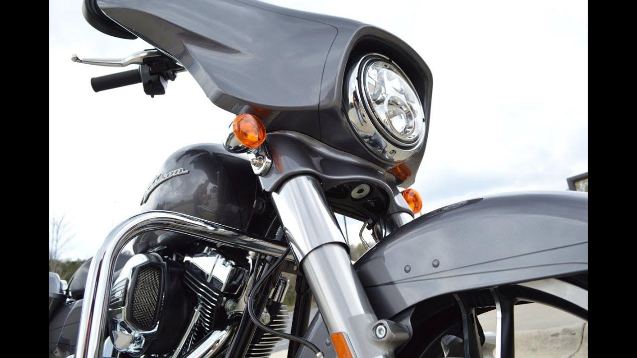 2014 Street Glide Special >> SOLD! 2014 Harley-Davidson® FLHXS - Street Glide® Special Charcoal Pearl - YouTube