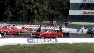A/FX Comet at Englishtown