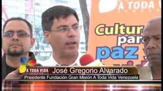 """""""A Toda Vida Venezuela"""" tomó Lomas"""