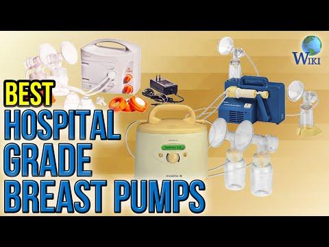7 Best Hospital Grade Breast Pumps 2017
