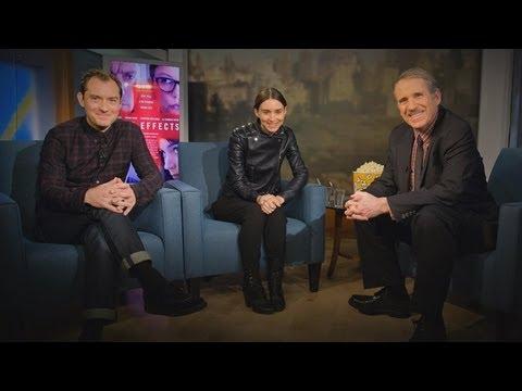 Jude Law, Rooney Mara Interview: