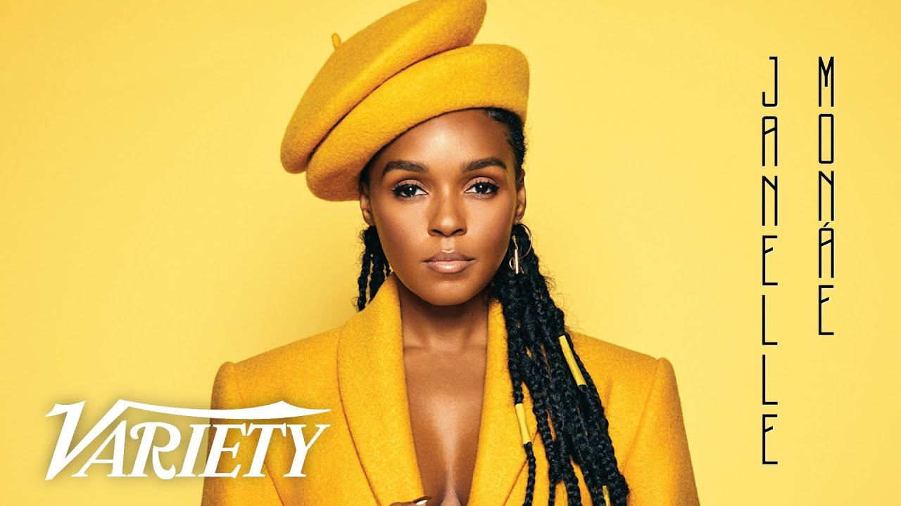 Janelle Monáe Defines Her Power in Variety's Power of Women