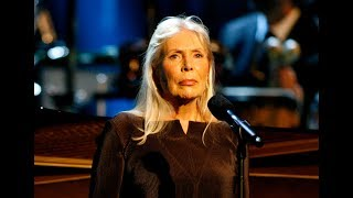 New biography reveals Joni Mitchell