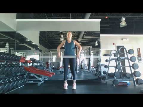 Snatch and Clean Upper Body Motion Practice with PVC pipe -  Mai Trainer