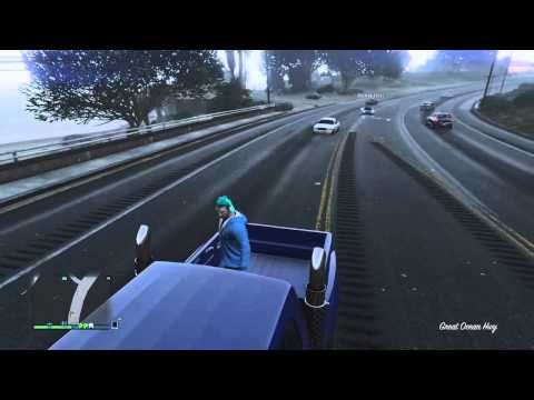 Grand Theft Auto V flint mi