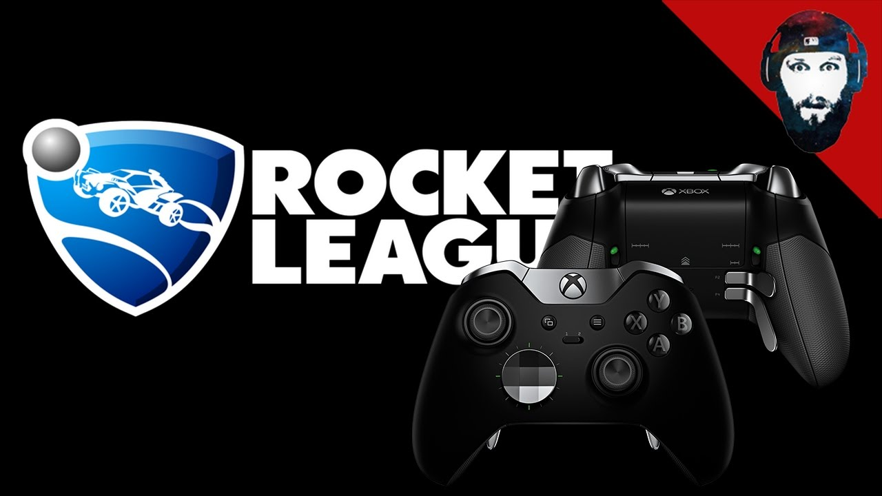 Rocket League - Xbox One Elite Controller Setup Guide and My Camera  Settings!