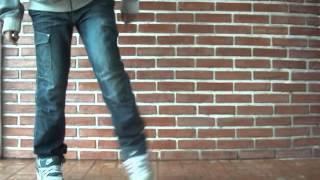 tutorial de pasos basicos  - electro hardstep dance - parte 2 - 2017