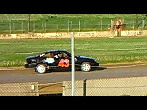 Paragon speedway practice
