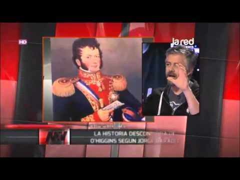 Jorge Baradit, El Lado Oculto De La Historia De Chile