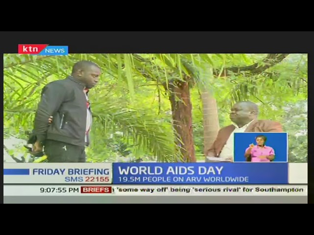 WORLD AIDS DAY: National HIV prevalence stands at 5.9%